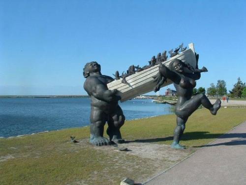 European Tour 2003 The Baltic States