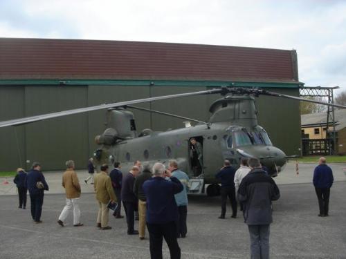 RAF Odiham  May 3rd 2006-Martin Gosling s RAF Odiham-FFA visit toRAF Odiham 008
