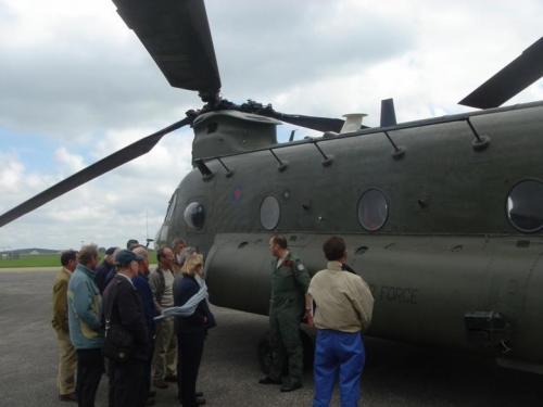 RAF Odiham  May 3rd 2006-Martin Gosling s RAF Odiham-FFA visit toRAF Odiham 012