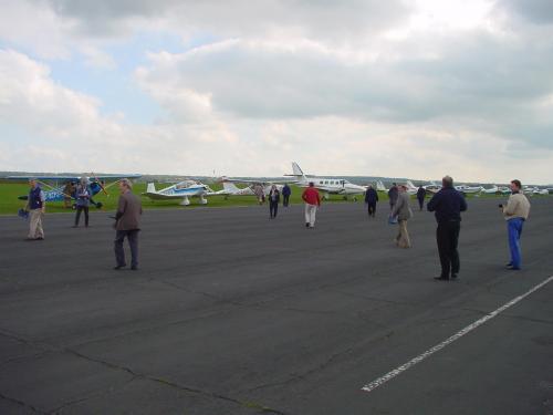 RAF Odiham  May 3rd 2006-Paul Stephens  RAF Odiham-DSC00533