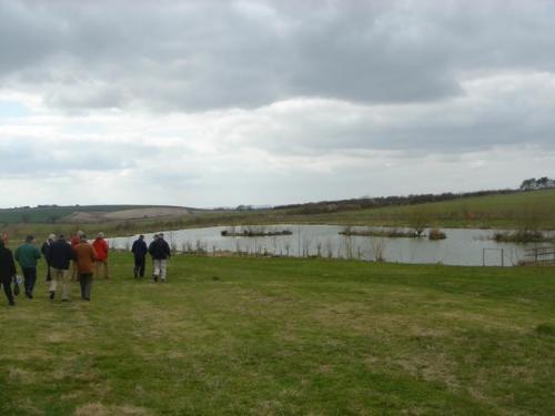 Sparsholt   Twyford Waterworks  April 12th 2006-Martin Gosling s Sparsholt Album-FFA visit to Sparsholt Twyford waterwor~20