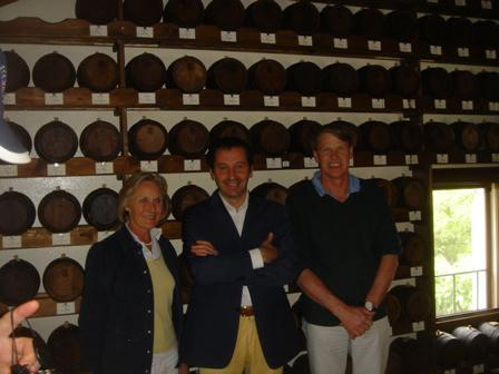 FFA Tour of Italy  May 28th to June 6th-album40-Balsamic vinegar farm 011