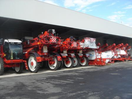 FFA Tour of Italy  May 28th to June 6th-album40-Bargham sprayers 008