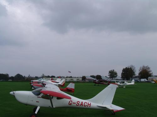 AGM  Sywell  10th October 2007-DSC07643
