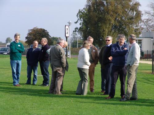 AGM  Sywell  10th October 2007-DSC07648