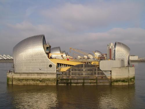 Thames Barrier 5th February 2007-Thames Barrier 017