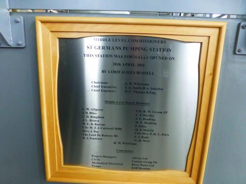 Plaque with Bil Burton