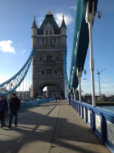 Tower Bridge 5th February 2013