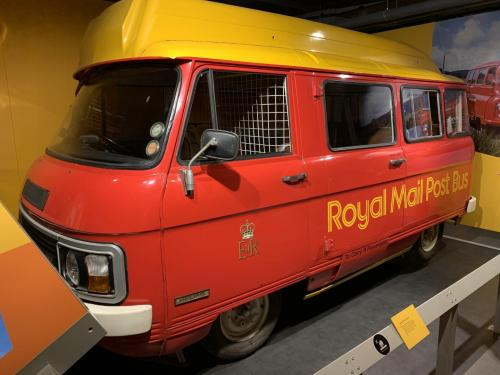 Postal Museum Jan 2019