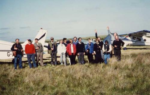 Old FFA photos-Montrose 88